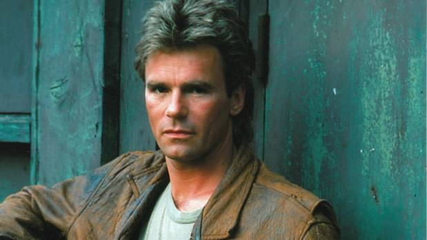 Best known for his role in MacGyver, Richard Dean Anderson is in New Zealand for Armageddon Expos in Manukau and ...