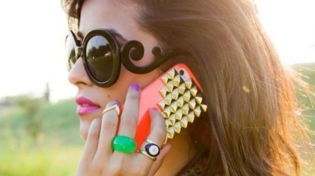Mobile phone cases have become a serious style accessory.
