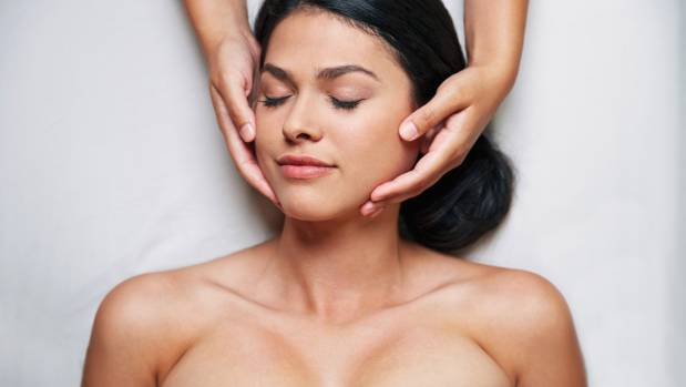 The DNA  facial from the Four Seasons in Los Angeles leaves skin silky and glowing.