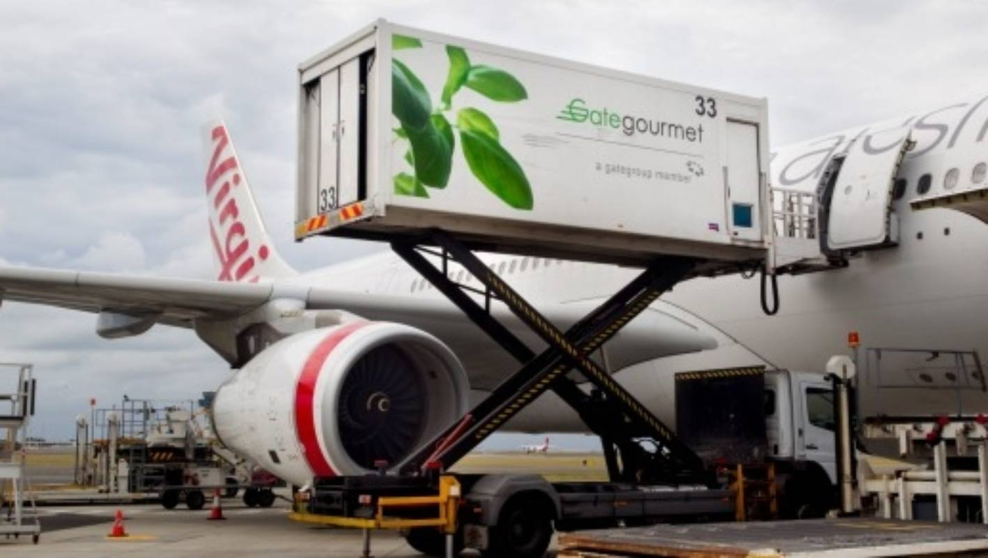 Airline food: How business class plane meals are made | Stuff co nz
