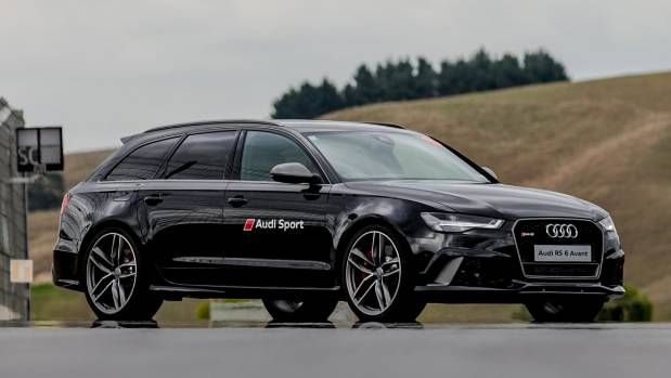 RS 6 Avant Has Gained 33kW In New Performance Guise.