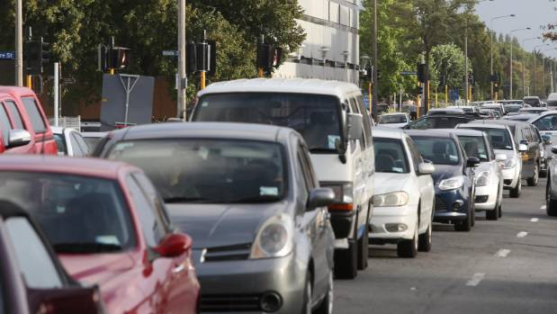 Central Christchurch will have a 30kmh speed limit from March 12.