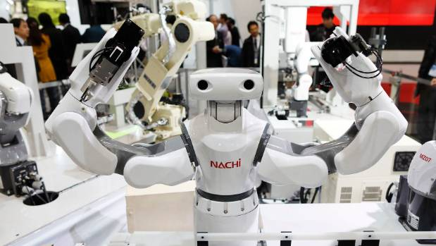 "Robots are able to complete repetitive tasks that are stripping responsibilities of ""high skill"" jobs."