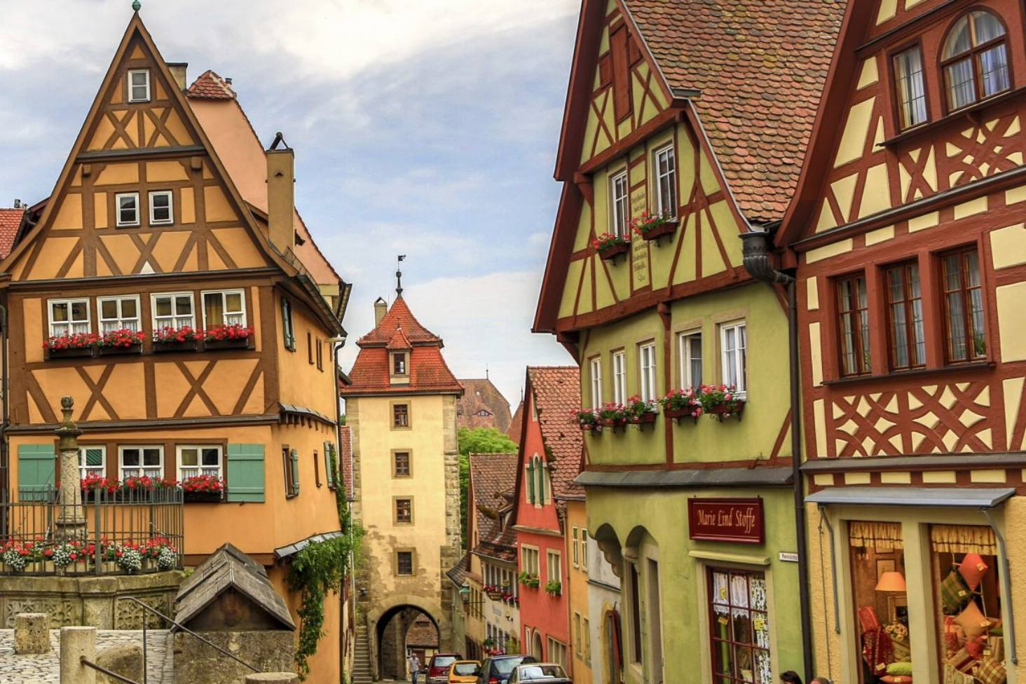 rothenburg germany nightwatchman city tour reveals gritty history