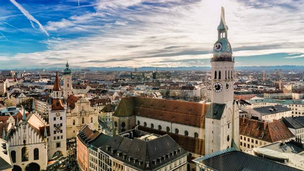 Munich Wallpaper - JHG Photography - Photographe en Suisse. swiss ...