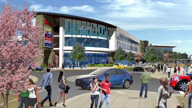 Scentre Group plans to put up to $500m into dressing up its three remaining Auckland malls, including St Lukes.