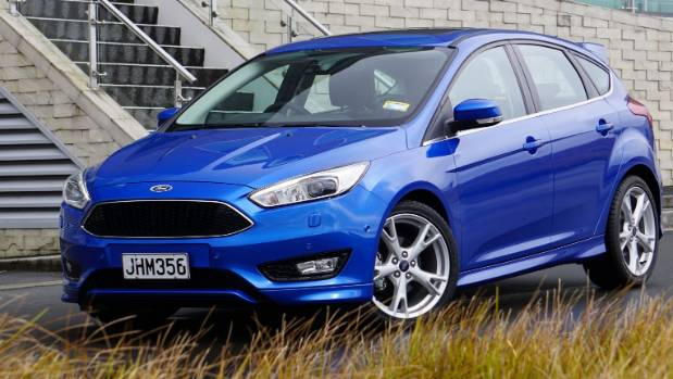 ford focus titanium makes sport of small-car market | stuff.co.nz