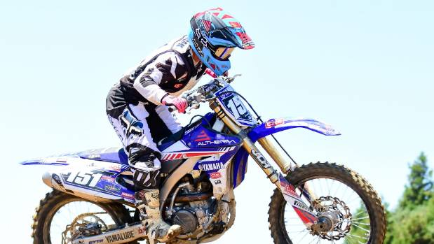 Otago's Courtney Duncan sent the motocross world reeling with her shock double win in Qatar at the weekend.