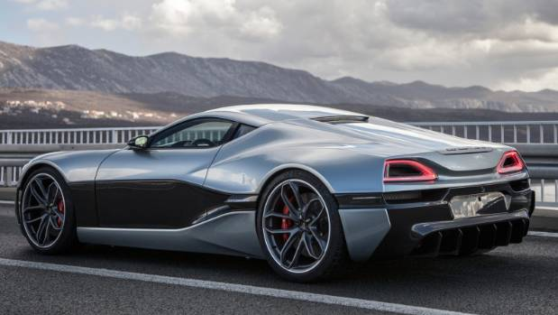 The $14m Electric Super Car No One Asked For And