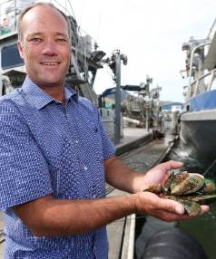 Marlborough Oysters director Aaron Pannell says the industry is ready to move to the next level