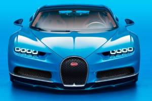 The NZ$5 million Bugatti Chiron.