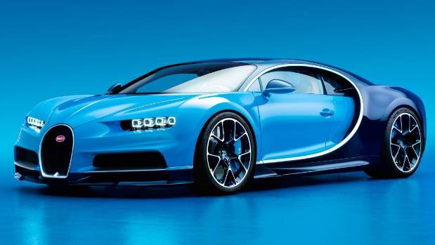 Price of bugatti chiron