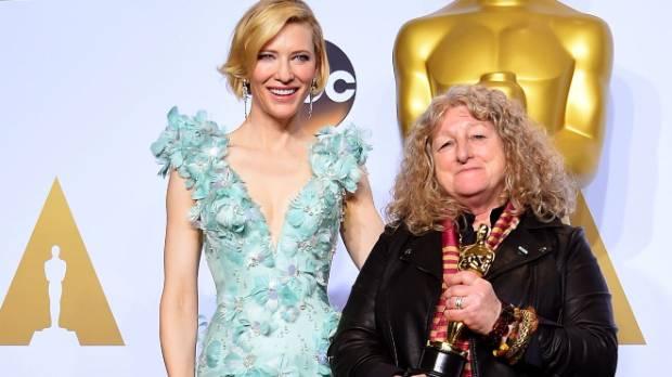 Image: Jenny Beavan with Cate Blanchett