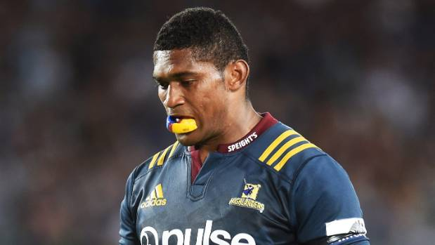 Waisake Naholo will not return to Fiji for treatment on his fractured leg.