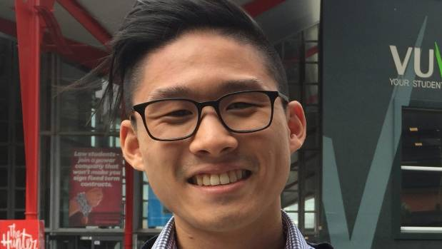 New Zealand Union of Students' Association president, Jonathan Gee, wants to see every student vote in September's ...