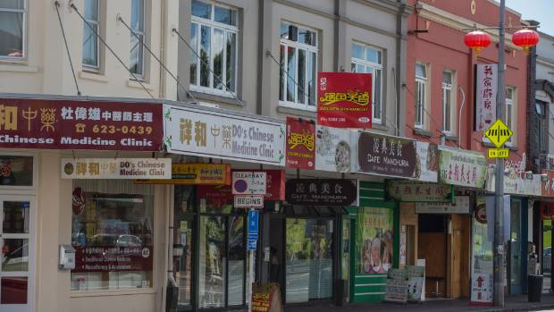 Dominion Rd is renowned for its Asian restaurants, but are its chefs hired locally?