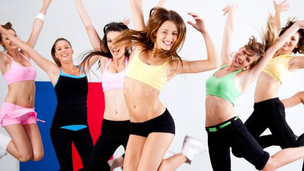 Why do we sex up female fitness classes?
