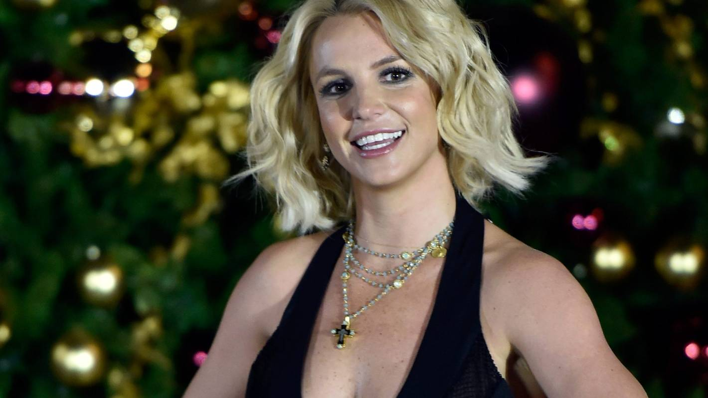 Britney Spears is still under her father's care