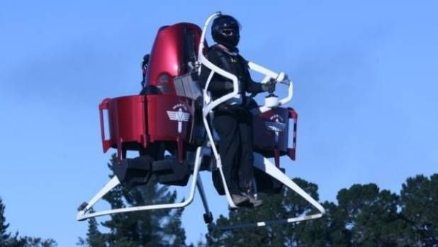 Jetpacks were called microlight to encourage sales to users who had little training.