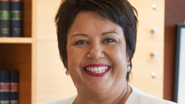 Climate change minister Paula Bennett