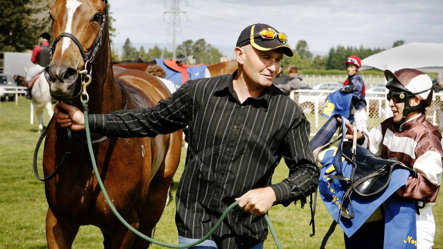 Sharrock lines up outsider in New Zealand Derby