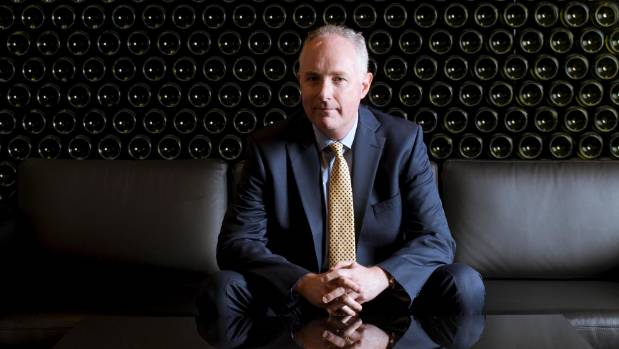Treasury Wine Estates chief executive Michael Clarke now earns $2.2 million.