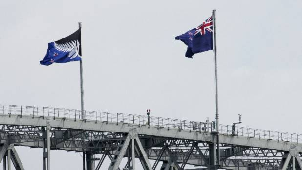 The flag referendum is underway and it's time to grow up about it, John Sargeant says.