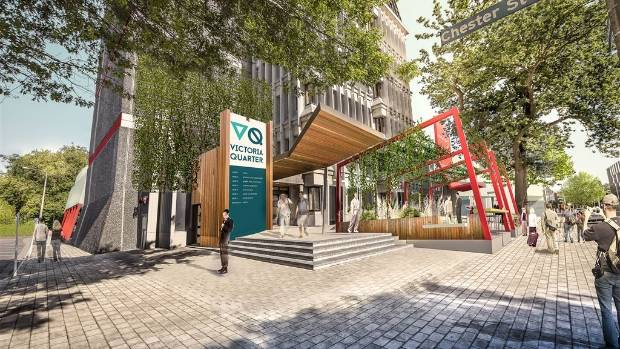 The plans for Victoria Quarter, the new home of Science Alive!, emphasises the importance of people-friendly development.