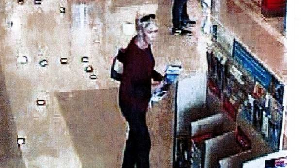 This woman is being sought by police after she allegedly claimed there was a bomb at a Christchurch business.
