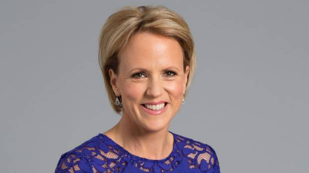Queen of the screen Hilary Barry is the oldest woman in TV news in New Zealand.