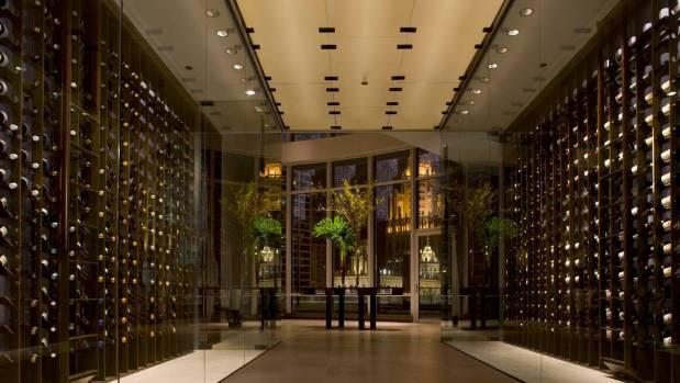 Inside Trump International Hotel Tower