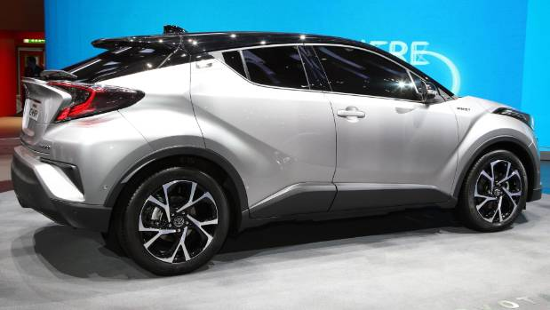 New Toyota C Hr Crossover Suv Confirmed For Nz Stuff Co Nz