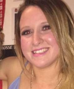 Lauren Tye suffered a bruised ankle in the balcony collapse.
