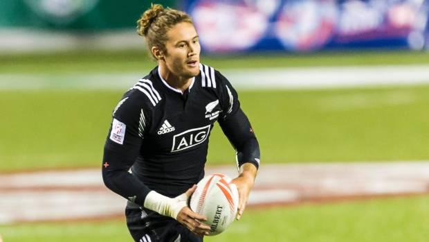 Gillies Kaka scored the winning try for New Zealand.
