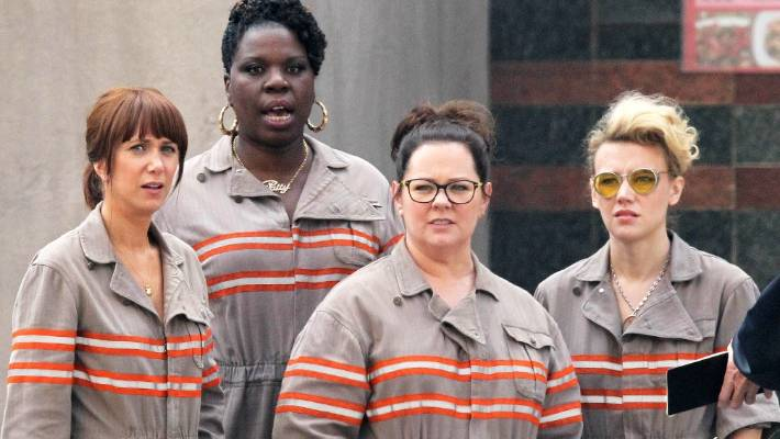 The New Ghostbusters Features An All Female Cast
