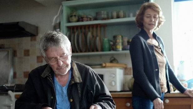 Tom Courtenay and Charlotte Rampling star in 45 Years.
