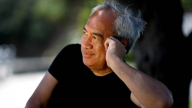 Witi Ihimaera is a finalist for the non-fiction category of the New Zealand Book Awards.