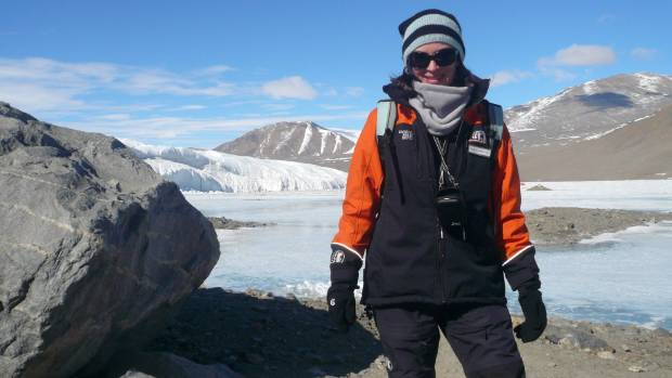 Just a single day on the ice gave Rebecca Priestley a new found respect for Antarctica's early explorers.