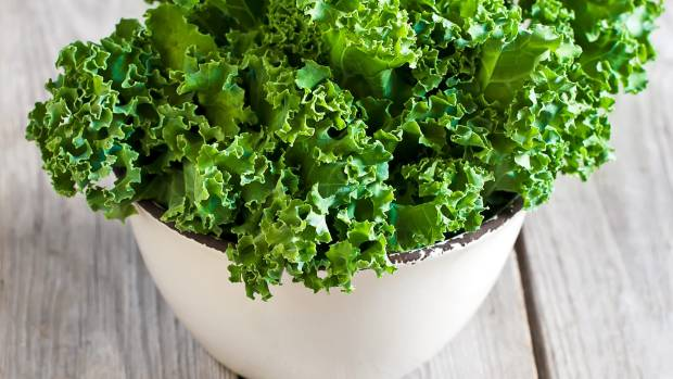 Helping you sleep at night is another reason to love kale.