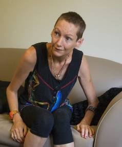 Huntington's Disease sufferer Rachel Rypma, 40, wants to be able to choose when she dies.