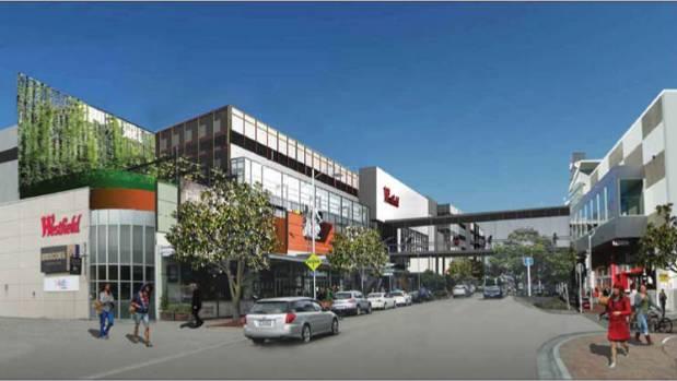Westfield Riccarton mall hatches big expansion plan | Stuff.co.nz