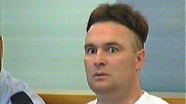 Antoine Dixon during his trial in the High Court in Auckland in 2005 on charges of murder and attempted murder. He had ...