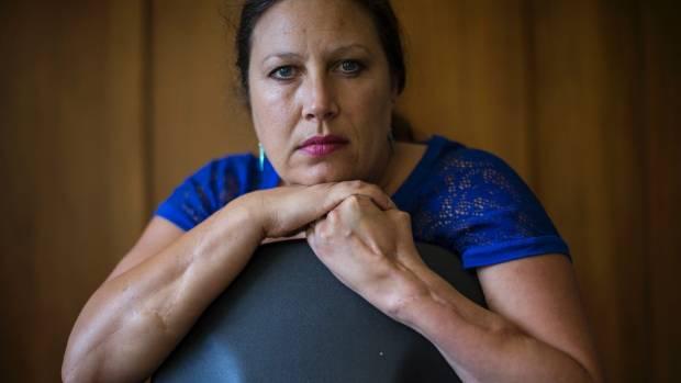 Simonne Butler's memoir Double-Edged Sword is shortlisted for New Zealand's non-fiction crime writing award.
