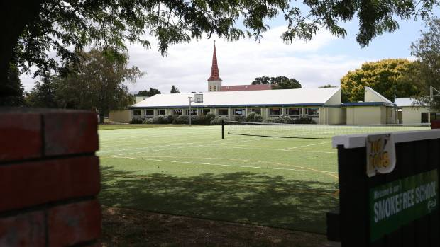 St Mary's School in Blenheim.