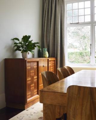 100 year old heritage house brought back to its former for 100 year old oak table