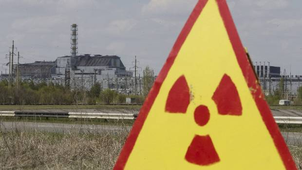 People living near Chernobyl are still consuming food and drink with dangerously high radiation levels.