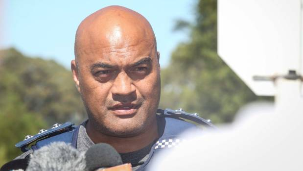 Taupo area commander Warwick Morehu rejected a suggestion he was a hero.