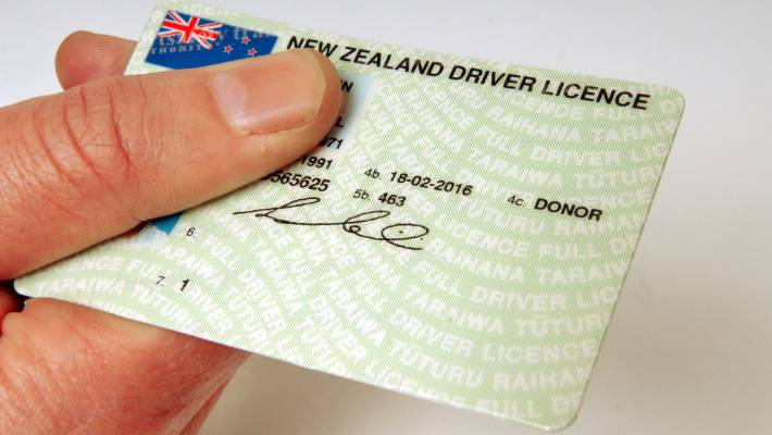 Where you can and can't use your New Zealand driver licence