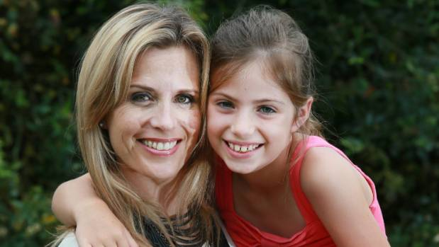 """Hamilton mum Deanna Macdonald with her daughter Charlotte Bayley: """"At that age you don't really have really strong ..."""