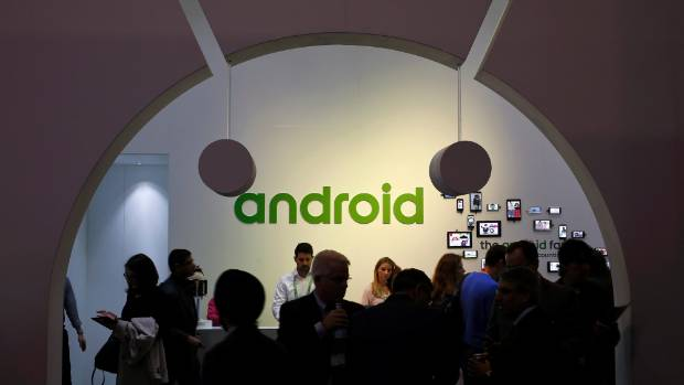 Google is expected to announce Android has nearly twice as many users as Apple's iOS system.